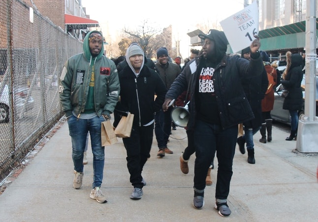 Kwanzaa Crawl 2017 was made up of 26 teams in Brooklyn. This year, organizers added a Harlem bar crawl, which included eight teams.
