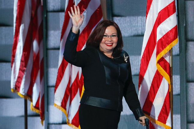 Tammy Duckworth is also the first member of Congress born in Thailand.