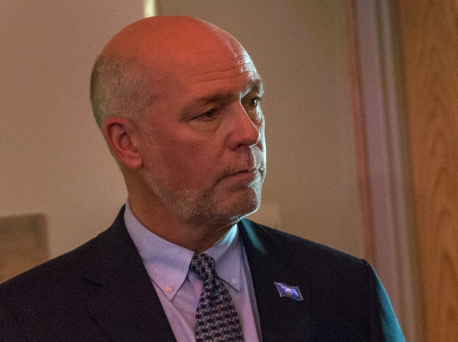 Prominent Montana newspapers pulled their endorsements of Greg Gianforte after he was cited for misdemeanor assault Wednesday night.