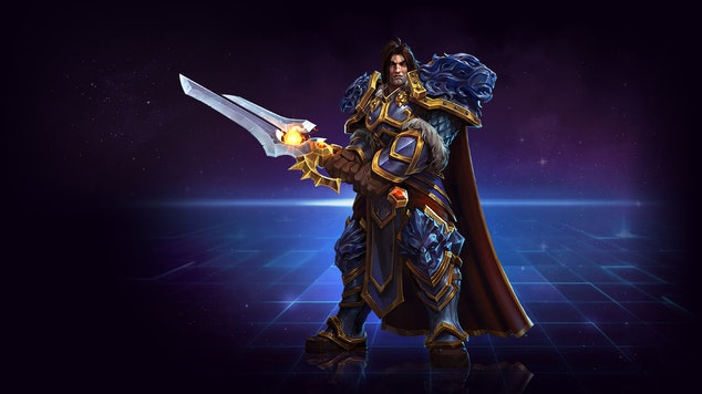 Varian, from 'World of Warcraft'