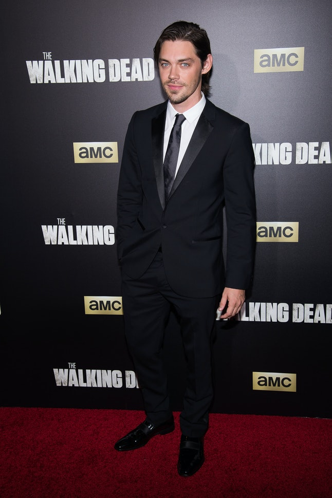 Tom Payne, who plays Jesus on 'The Walking Dead'