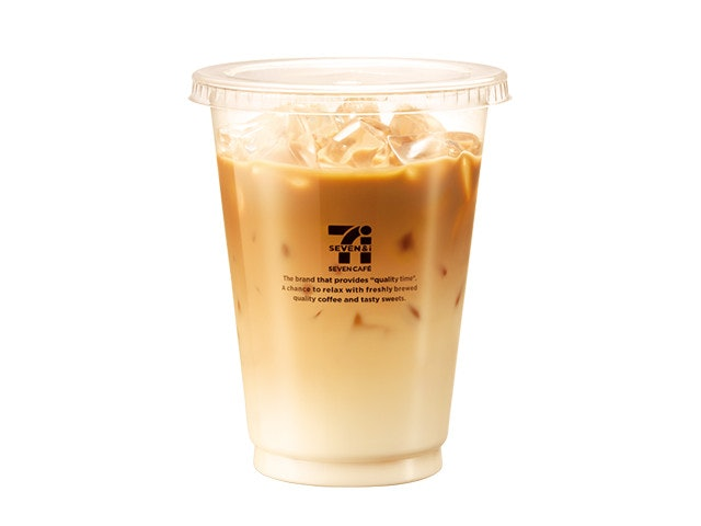 7-Eleven's Iced Cafe Latte