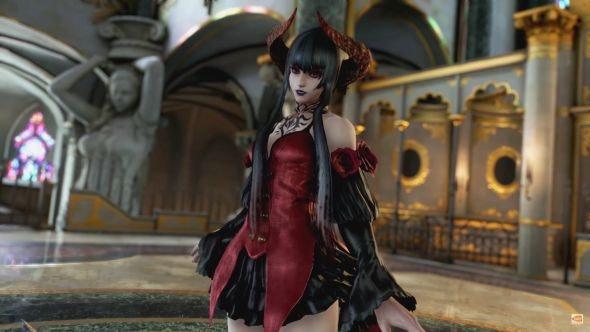 Eliza, the deadly vampire queen