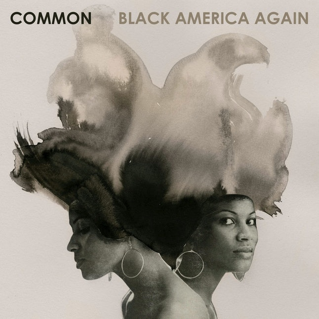 Common 'Black America Again' album cover