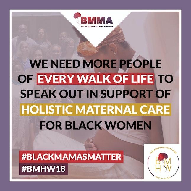 Source: Black Mama's Alliance