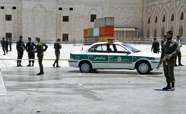 Source: Ebrahim Noroozi/AP