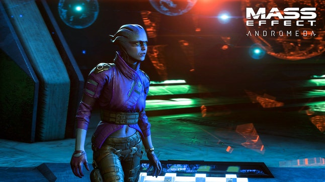 'Mass Effect: Andromeda'
