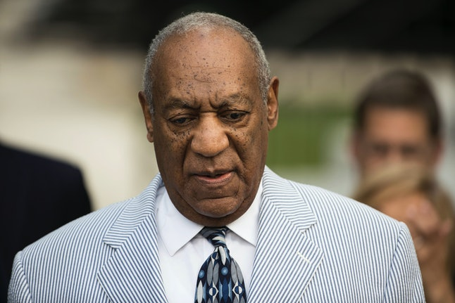 Bill Cosby appears for a pretrial hearing in Norristown, Pennsylvania, on Sept. 6, 2016.