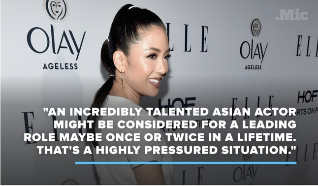 Constance Wu at Elle's 6th Annual Women in Television Dinner