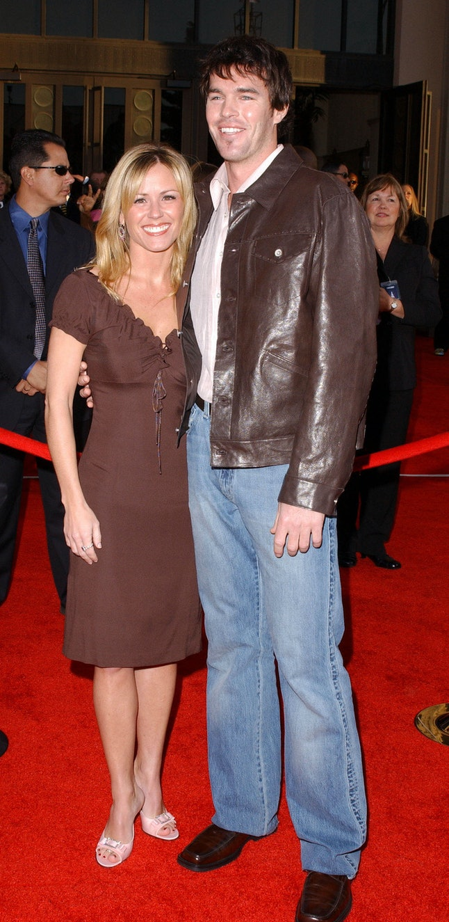Trista Rehn and Ryan Sutter attend the second annual TV Land Awards.