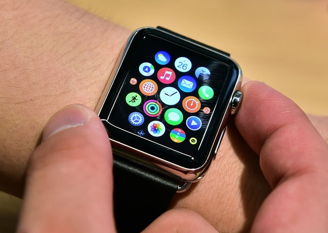 Apple Watch, series 1