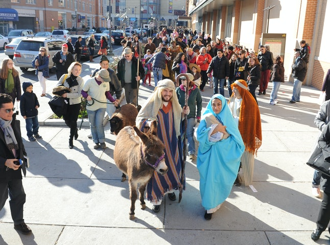 For those Latinos who are Catholic, Three Kings Day is celebrated throughout the country.