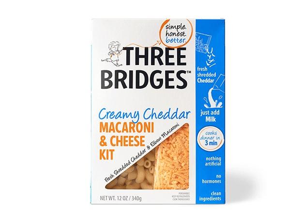 Creamy cheddar macaroni & cheese kit