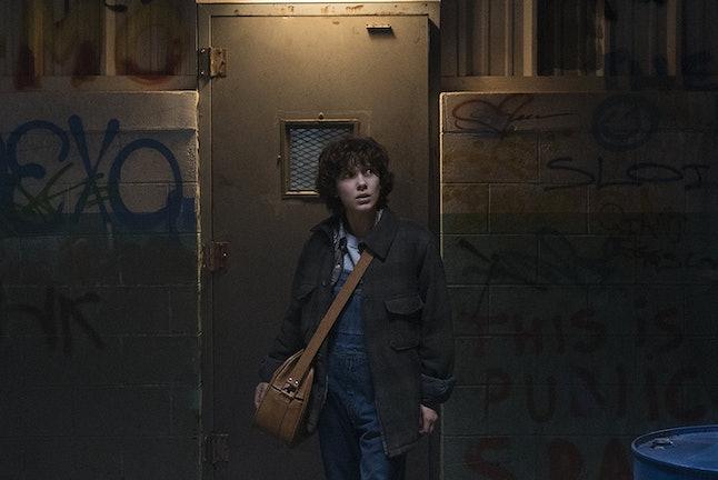 Eleven on 'Stranger Things'