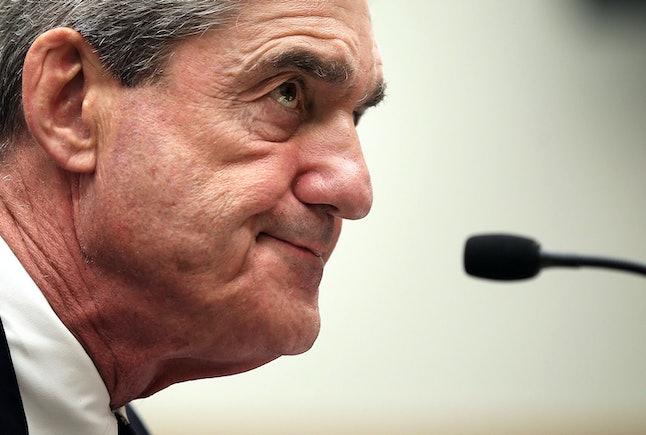 Robert Mueller testifies before the House Judiciary Committee in 2013.