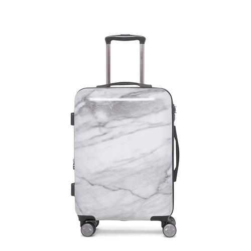 Calpak Astyll Carry-On in milk marble