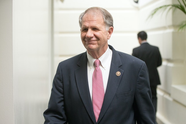 Rep. Ted Poe is retiring.