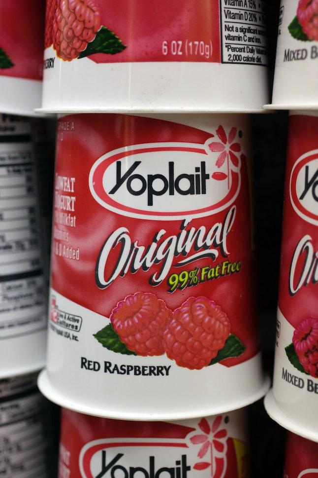 is yogurt part of nonviolent diet
