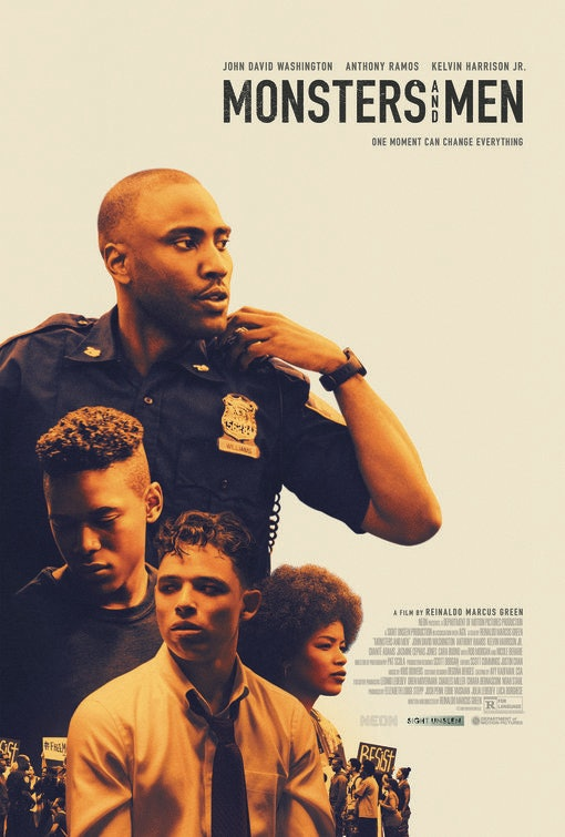 Reinaldo Marcus Green's 'Monsters and Men' opens in theaters on Friday.
