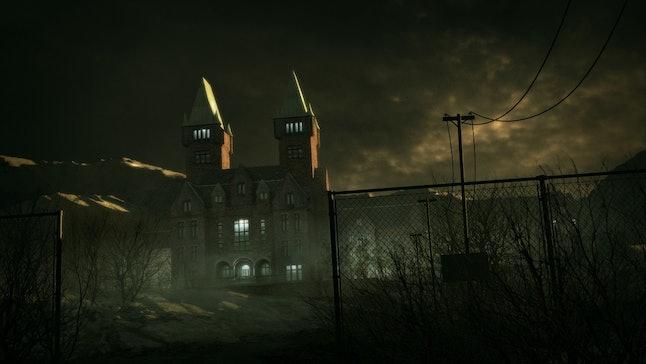 Mount Massive Asylum in Outlast.