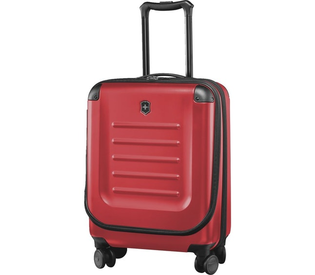 Victorinox Spectra Extra-Capacity Carry-On in red