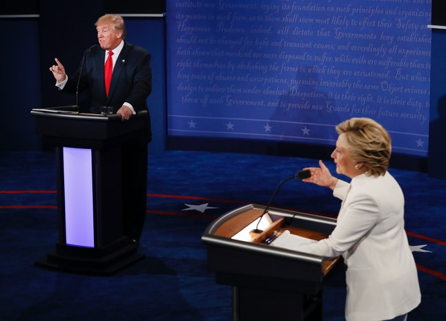 In the presidential debates, Trump has bragged about not paying taxes.