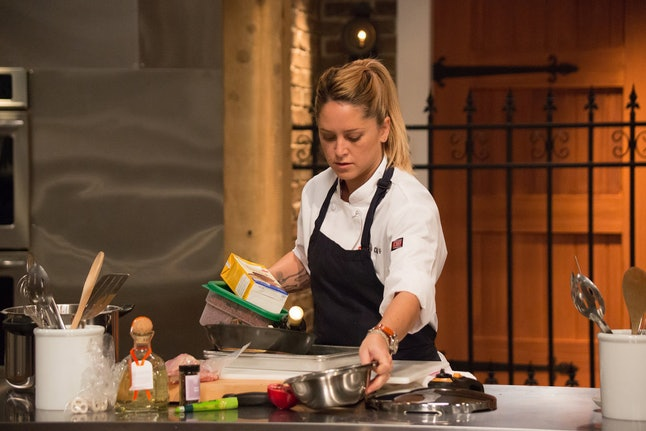 Brooke Williamson on 'Top Chef'