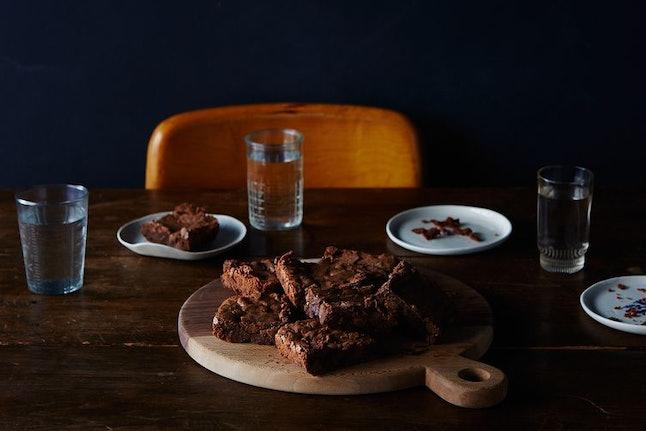 Mario Batali's brownies