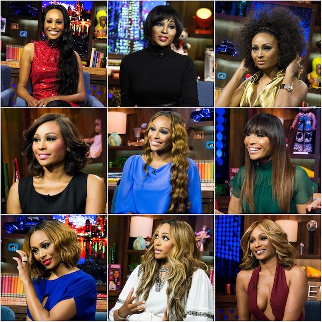 "Cynthia Bailey, ""Real Housewives of Atlanta"""