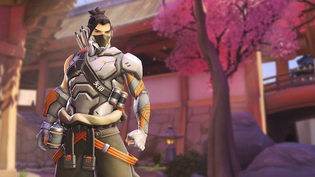 Hanzo's new 'Overwatch' Anniversary skin