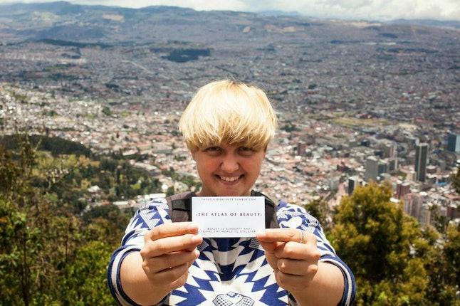Photographer Mihaela Noroc in Bogota