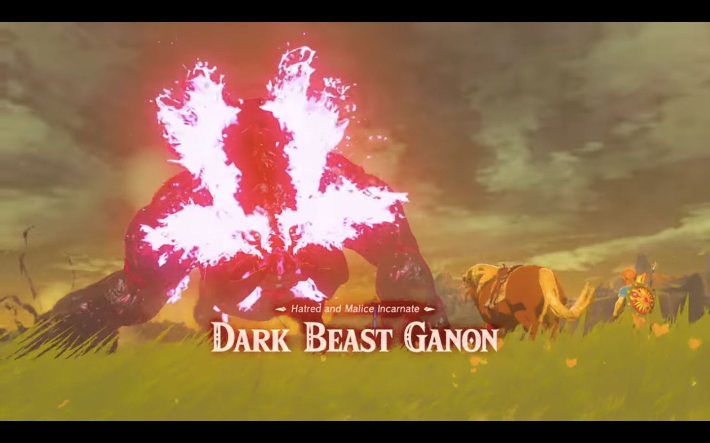 Zelda Breath Of The Wild Guide How To Beat The Final Boss