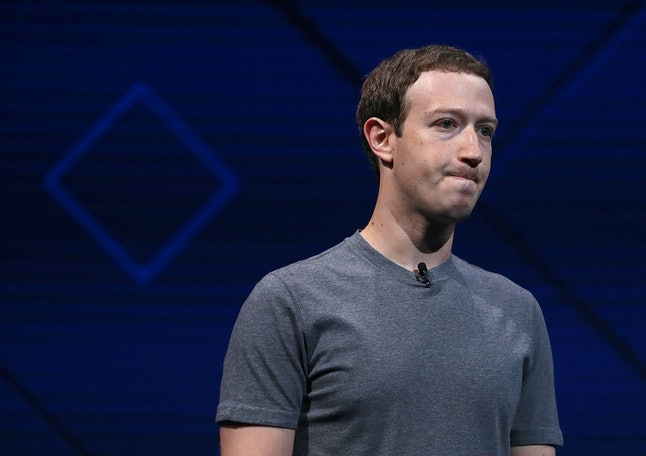Facebook CEO Mark Zuckerberg has pledged to address fake news, but so far the platform hasn't rolled out many product changes.