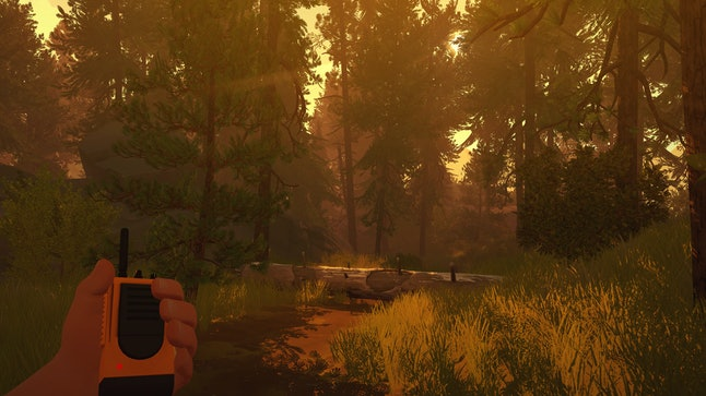 Wyoming is all kinds of pretty in 'Firewatch'