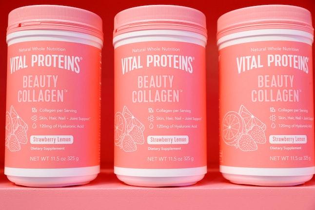Vital Proteins' Beauty Collagen on shelves