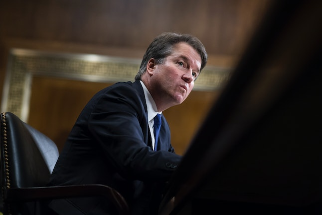 """Brett Kavanaugh claims Thursday that Christine Blasey Ford's allegations against him have been """"refuted."""""""