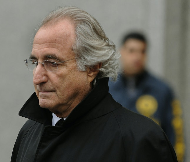 Bernie Madoff, the most successful con-man in history, has found his prison racket.