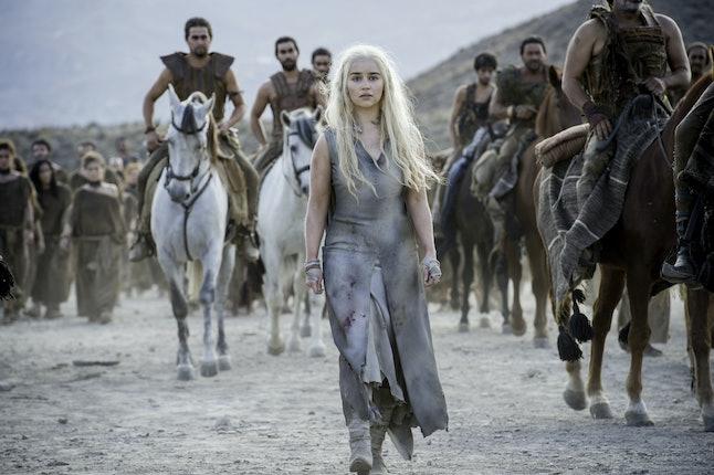 Daenerys' final season storyline is certainly one to keep an eye on.