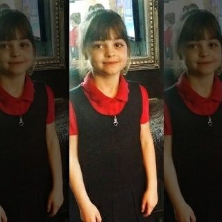 Saffie Rose Roussos, 8, is the youngest confirmed victim of Monday night's terror attack at Manchester Arena.