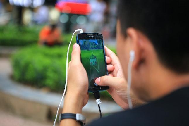Sometimes smartphone dependency is a habit that needs to be broken.