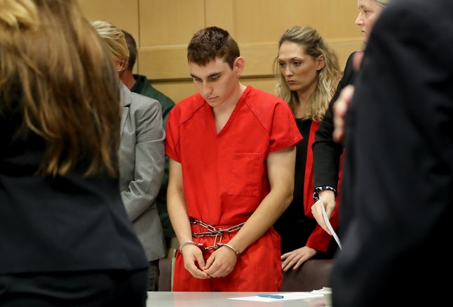 Nikolas Cruz, who killed 17 people at Marjory Stoneman Douglas High School in Parkland, Florida, was initially confirmed as a committed white nationalist. The report was debunked in hours.