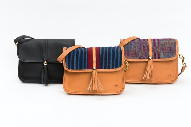 Some of Olori's bags