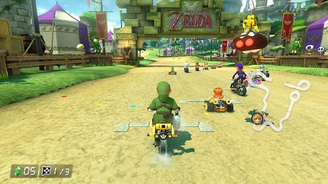 Legend of Zelda: Boost of the Wild