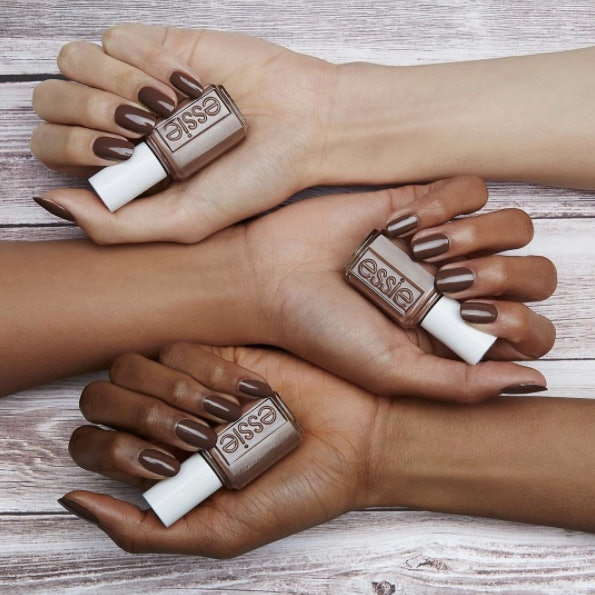 "Essie's ""Wild Nudes"" collection"
