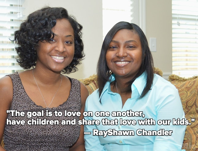 RayShawn and Avery Chandler