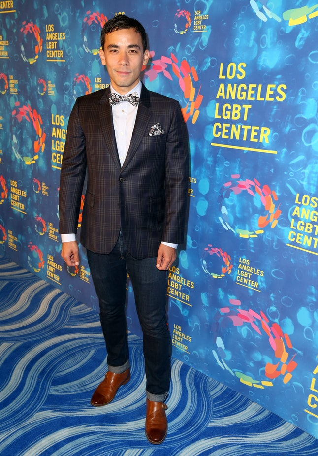 Conrad Ricamora plays Oliver on 'How to Get Away With Murder'