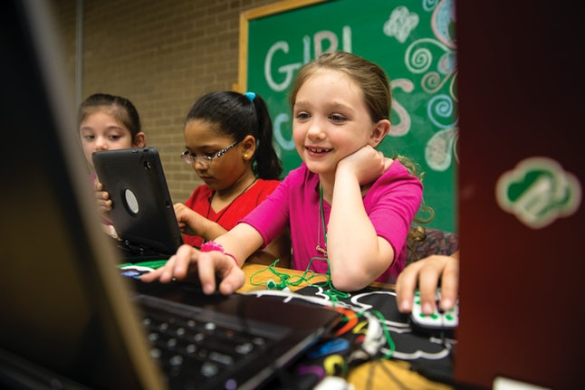 Girl Scouts of all ages will learn cybersecurity skills beginning next year