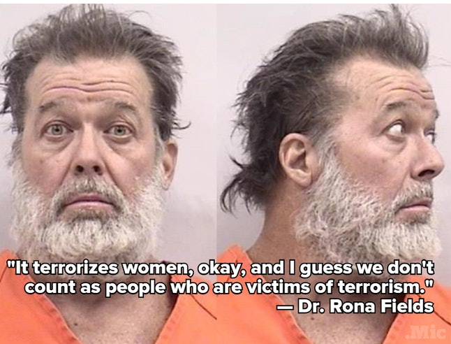 Alleged Planned Parenthood shooter, Robert L. Dear