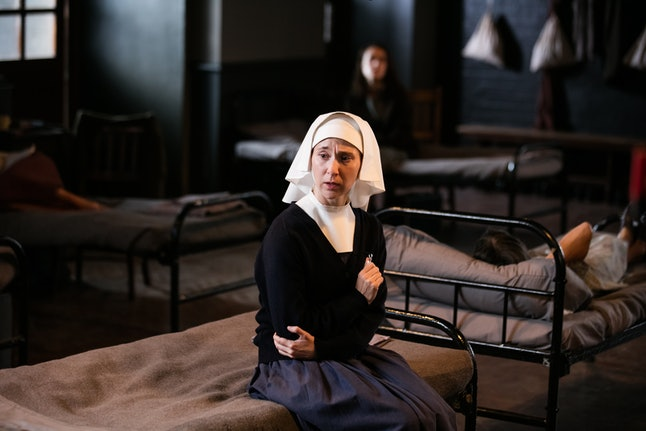 Bryony Hannah as Sister Mary Cynthia