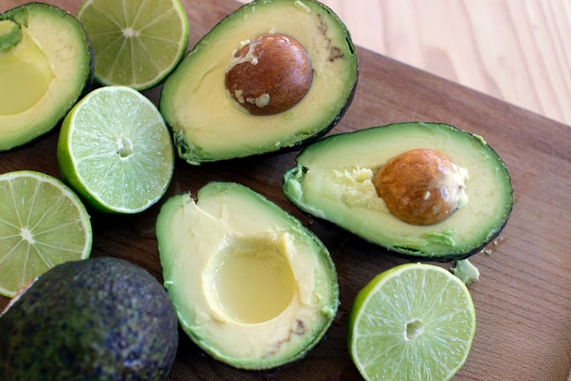 Avocado-lovers can feel good about their beloved fruit containing the least amount of pesticide residue.